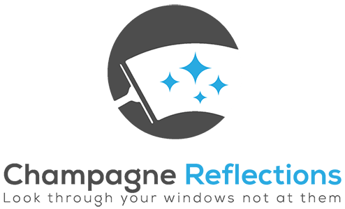 Champagne Reflections Logo